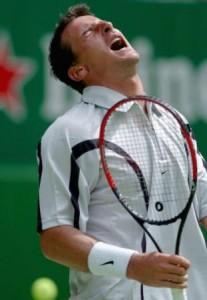 Tennis - Australian Open 2004 - Fourth Round
