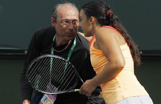 Marion Bartoli Parents